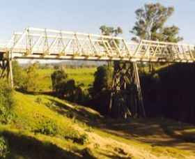 Vacy Bridge over Paterson River - Accommodation Rockhampton
