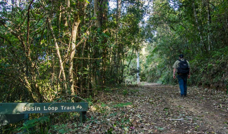 Basin Loop track - Accommodation Rockhampton