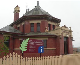 Yarram Courthouse Gallery Inc - Accommodation Rockhampton