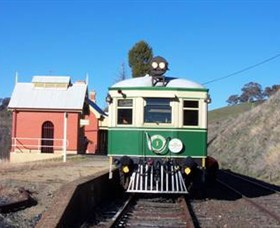 Paterson Rail Motor Museum - Accommodation Rockhampton