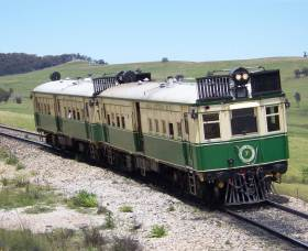 Paterson Rail Motor Society - Accommodation Rockhampton