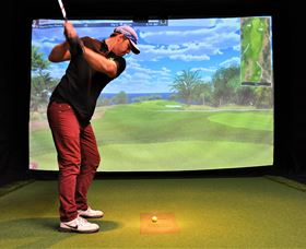 Par-Tee Virtual Golf - Accommodation Rockhampton