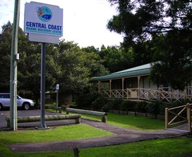 Central Coast Marine Discovery Centre - Accommodation Rockhampton