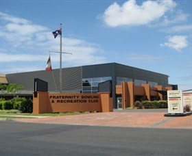 Fraternity Club - Accommodation Rockhampton