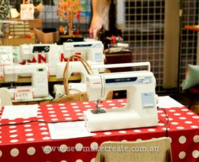Sew Make Create - Accommodation Rockhampton