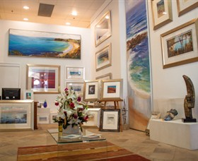 Neale Joseph Fine Art Gallery - Accommodation Rockhampton