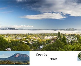 Touch The Country Drive - Accommodation Rockhampton
