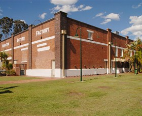 Kingston Butter Factory Community Arts Centre - Accommodation Rockhampton