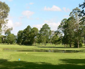 Casino Golf Club - Accommodation Rockhampton