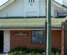 Casino Folk Museum - Accommodation Rockhampton