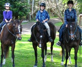Kings Creek Saddle Club - Accommodation Rockhampton