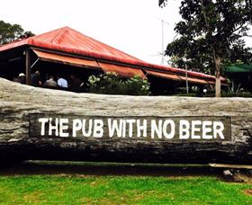 The Pub With No Beer - Accommodation Rockhampton