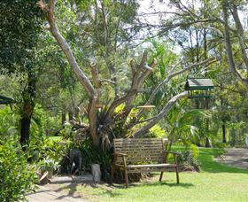 Mondrook Garden Cafe Gallery and Function Centre - Accommodation Rockhampton