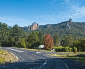Nimbin Rocks - Accommodation Rockhampton