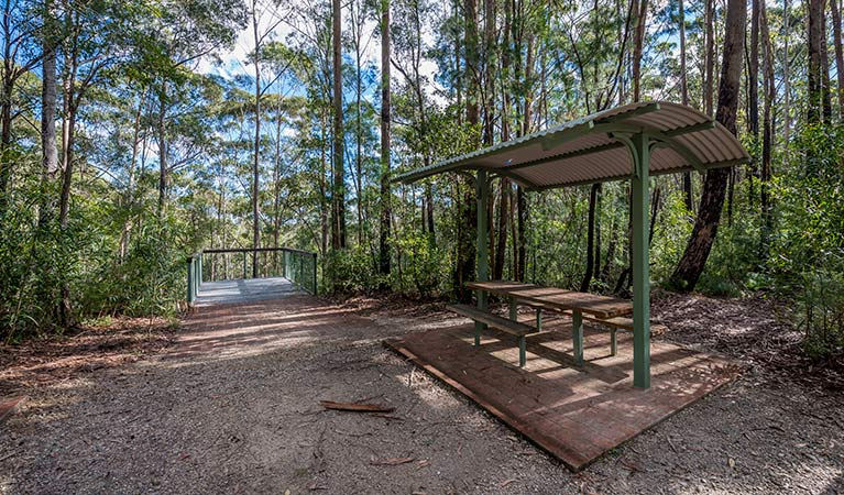 Big Nellie lookout and picnic area - Accommodation Rockhampton