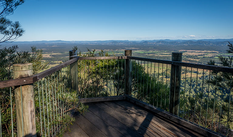 Newbys lookout - Accommodation Rockhampton