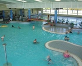 YMCA Manning Aquatic and Leisure Centre - Accommodation Rockhampton