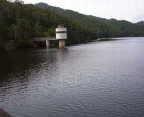 Clarrie Hall Dam - Accommodation Rockhampton