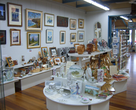 Ferry Park Gallery - Accommodation Rockhampton