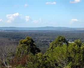 Maclean Lookout - Accommodation Rockhampton