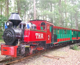 Timbertown Heritage Theme Park - Accommodation Rockhampton