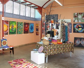 Dunghutti Ngaku Aboriginal Art Gallery - Accommodation Rockhampton