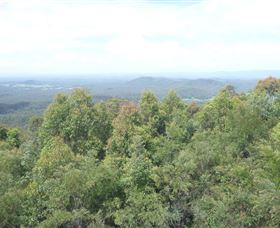 Collombatti Lookout - Accommodation Rockhampton