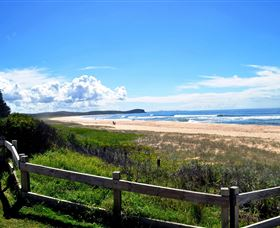 Grants Beach Coastal Walk - Accommodation Rockhampton