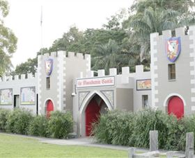 Macadamia Castle - Accommodation Rockhampton