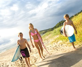 Ballina Surfing Beaches - Accommodation Rockhampton