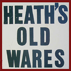 Heaths Old Wares Collectables  Industrial Antiques - Accommodation Rockhampton