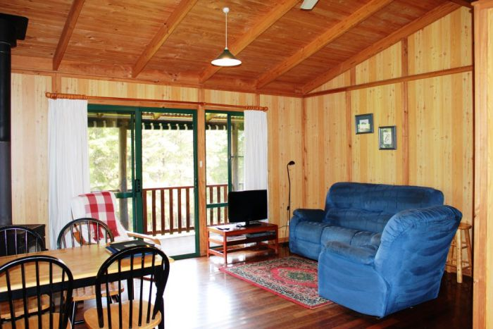Hawke Brook Chalets - Accommodation Rockhampton