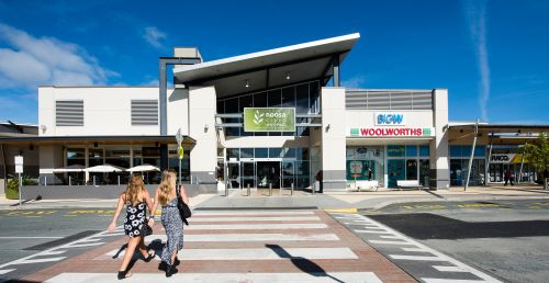 Noosa Civic Shopping Centre