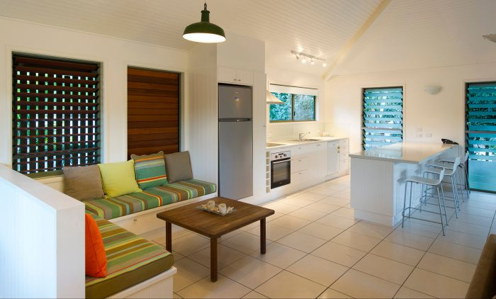 The Retreat Beach Houses - Accommodation Rockhampton
