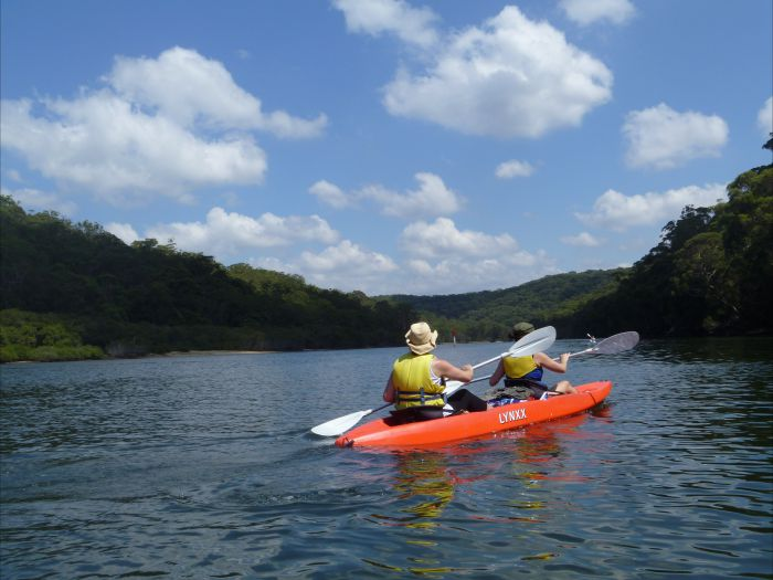 Bundeena Kayaks - Accommodation Rockhampton
