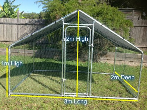Maryriver Cages For Chickens Dogs Poultry - Accommodation Rockhampton