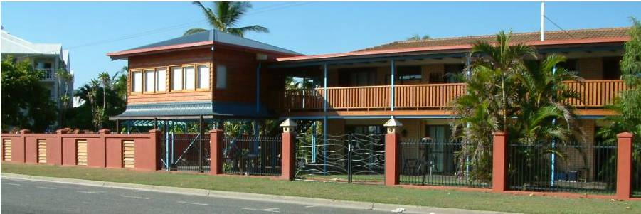 The Gallery on the Beach Cairns - Accommodation Rockhampton