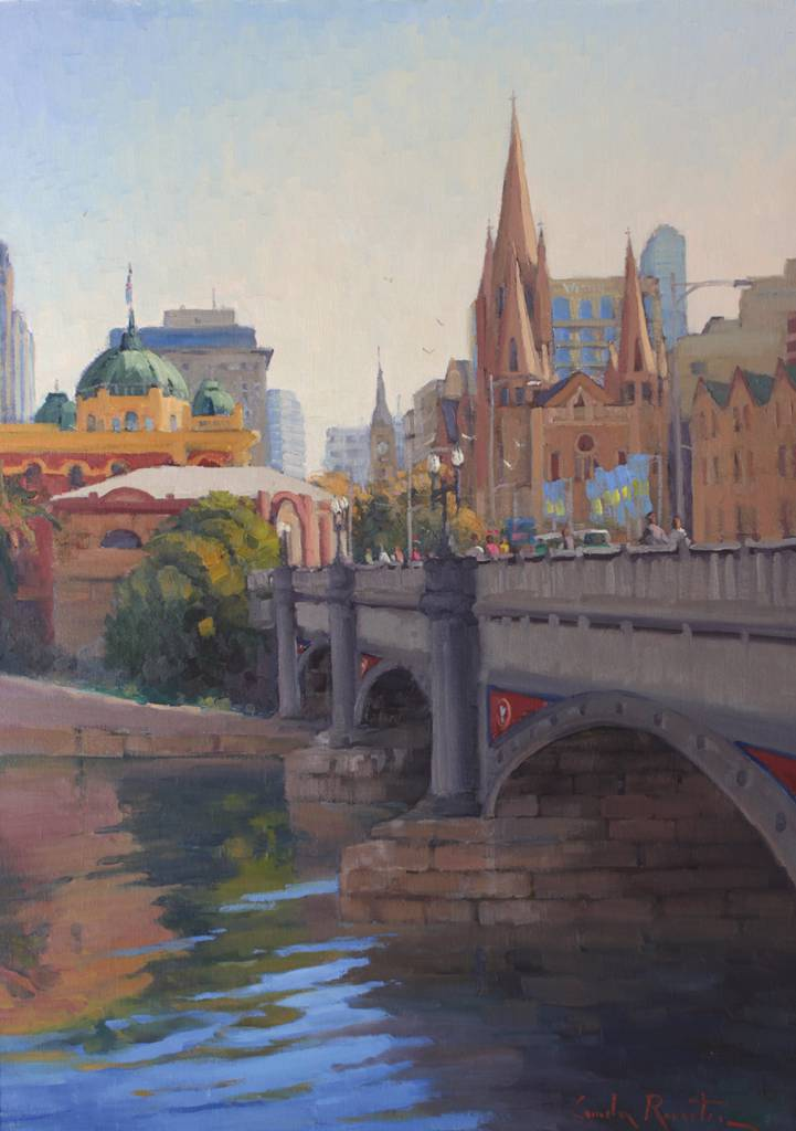 Rossiters Paintings - Accommodation Rockhampton