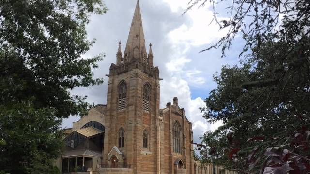 Presbyterian Church of St. Andrew - Accommodation Rockhampton