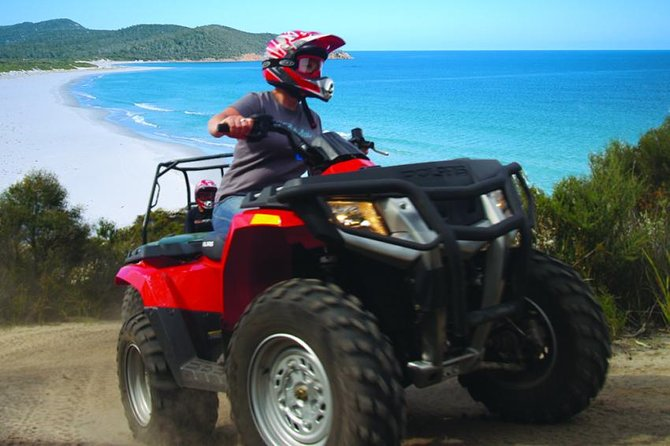Half-Day Guided ATV Exploration Tour from Coles Bay - Accommodation Rockhampton