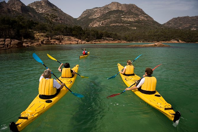 The Freycinet Paddle - Accommodation Rockhampton