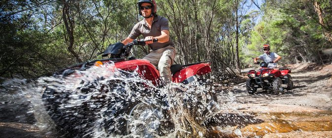 Quad Bike 2-Hour Adventure Freycinet National Park - Accommodation Rockhampton