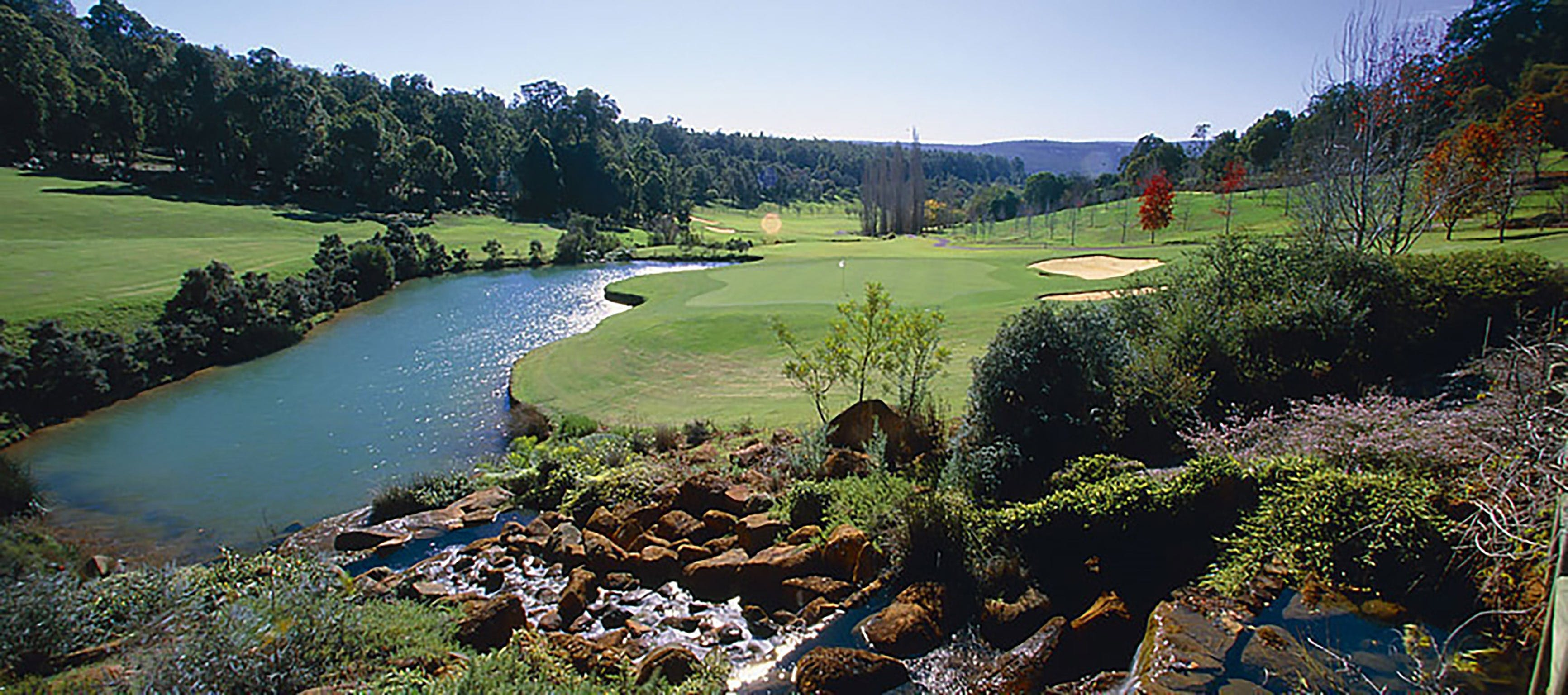 Araluen Golf Resort - Accommodation Rockhampton