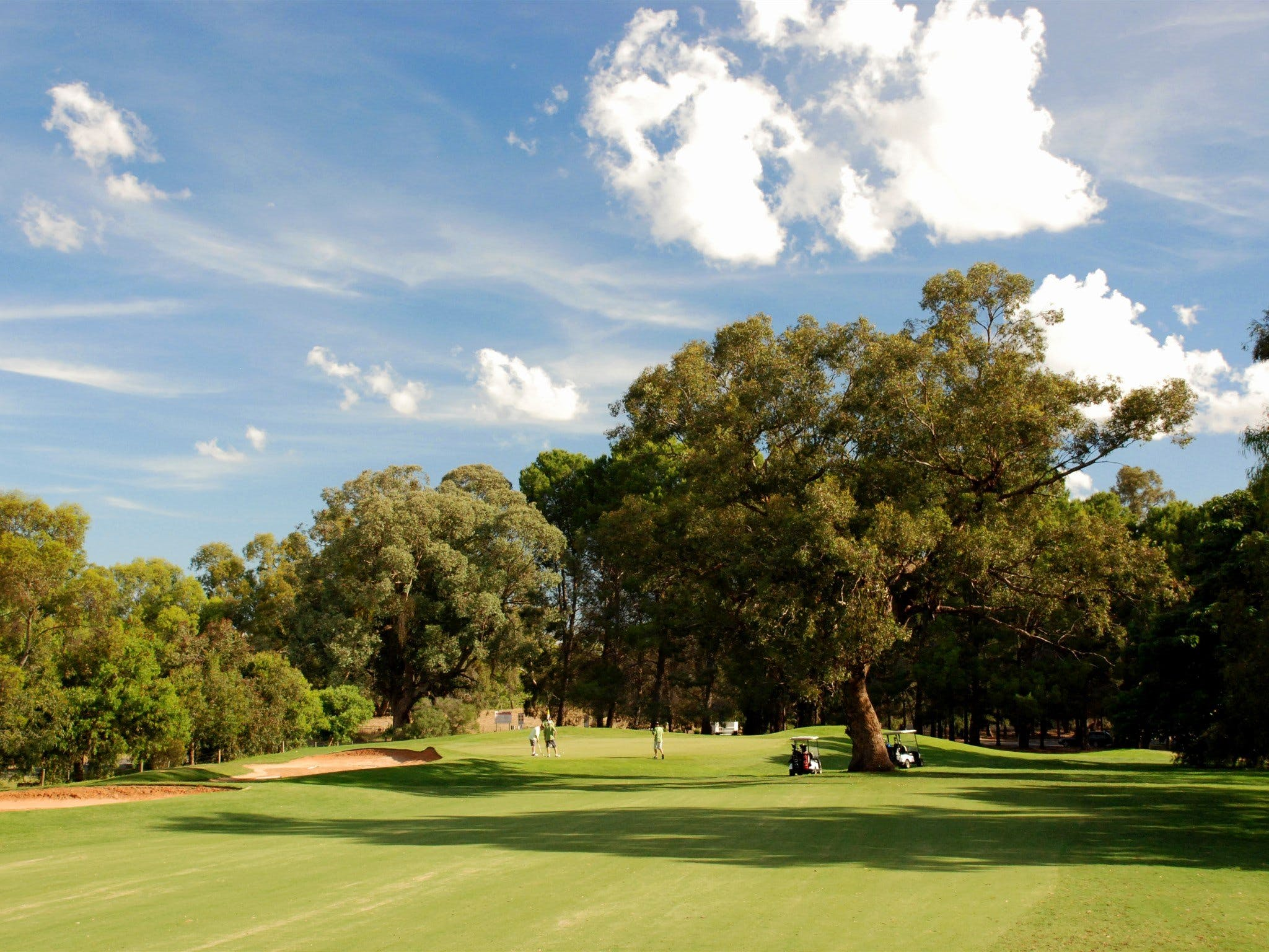 Corowa Golf Club - Accommodation Rockhampton
