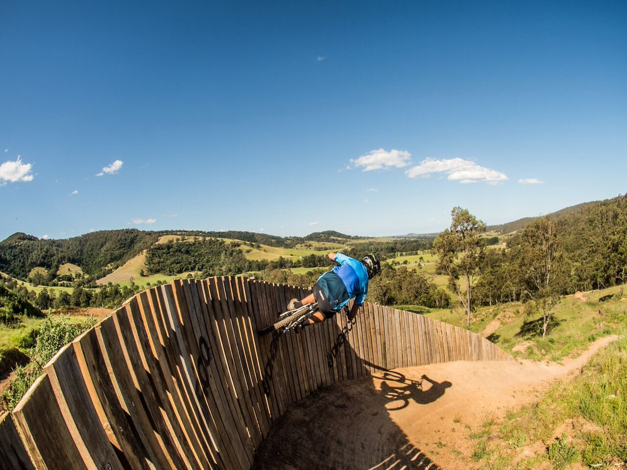 Greenvalleys Mountain Bike Park - Accommodation Rockhampton