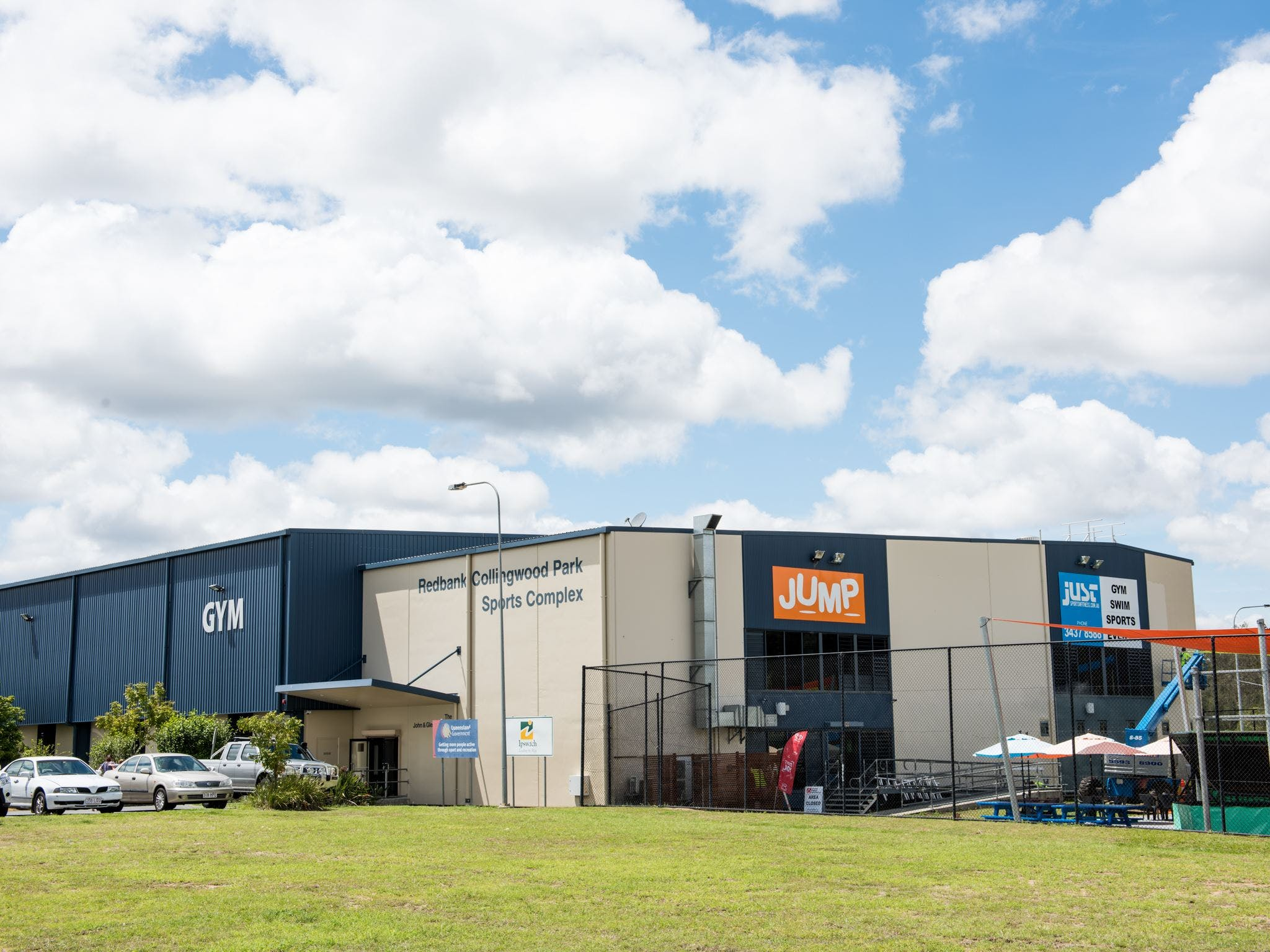 Just Jump Trampoline Park and Play Centre - Accommodation Rockhampton