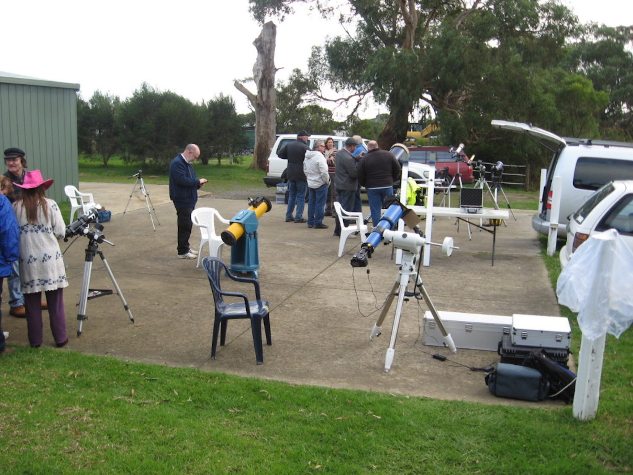 Mornington Peninsula Astronomical Society MPAS - Accommodation Rockhampton