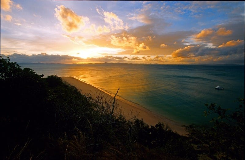 North Keppel Island Hilltop Trail - Accommodation Rockhampton
