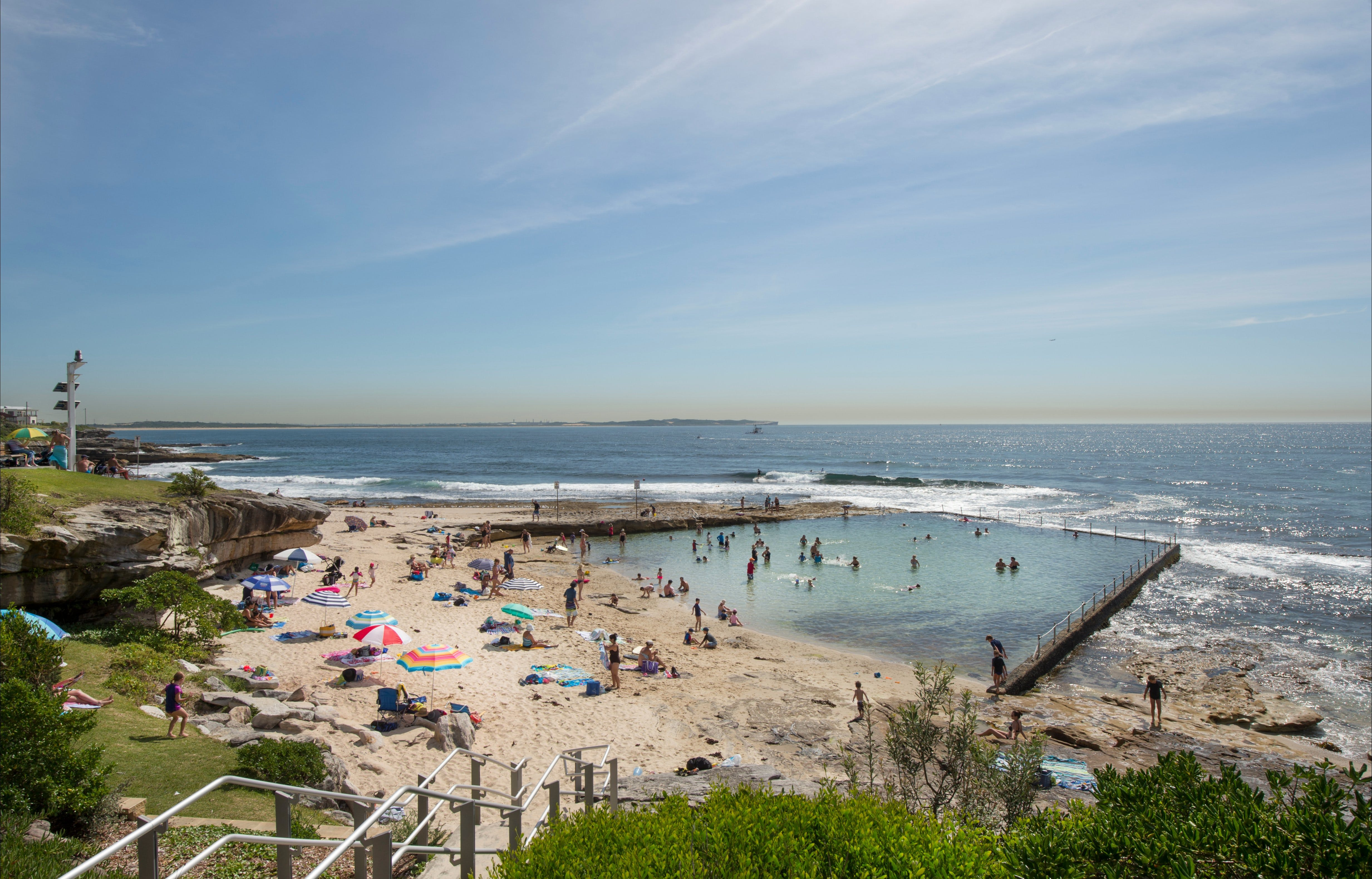 Oak Park Beach Cronulla - Accommodation Rockhampton