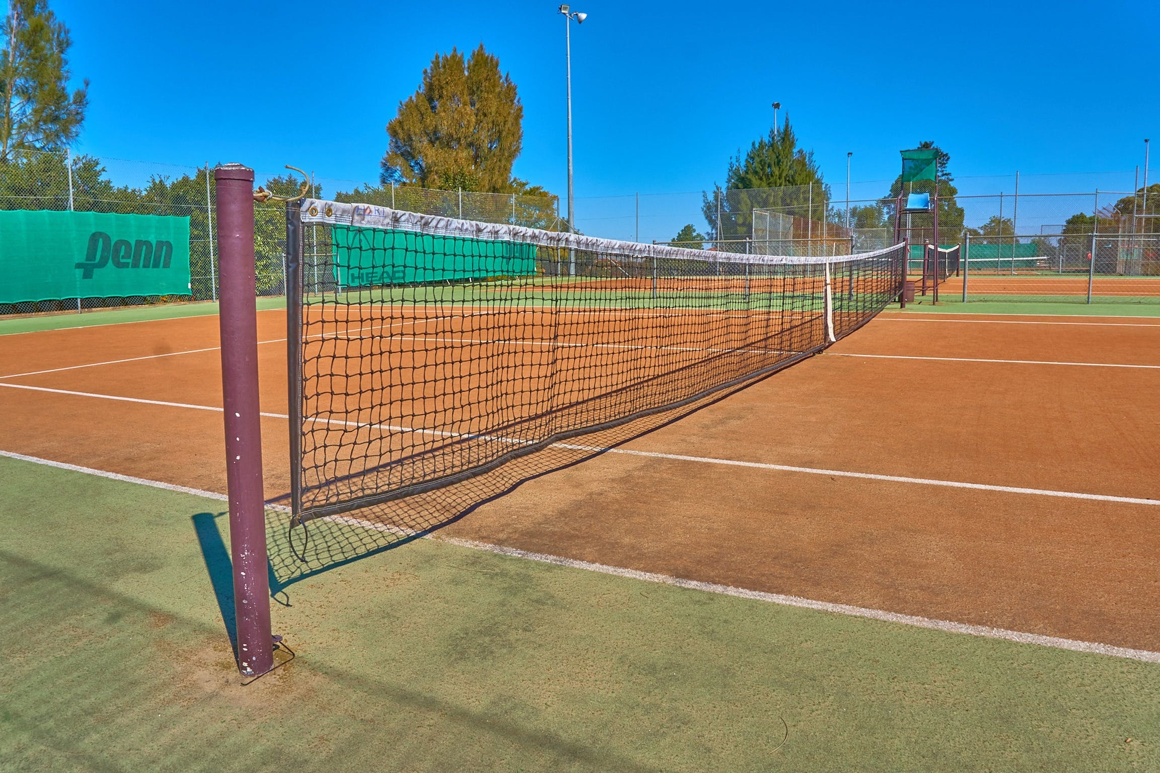 Raworth Tennis Centre - Accommodation Rockhampton